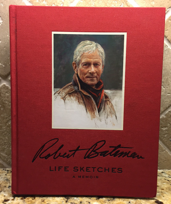 Robert Bateman, Life Sketches