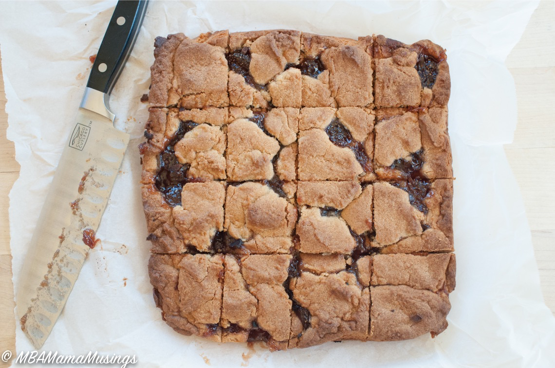 Kraft Peanut Butter Jam Squares Recipe